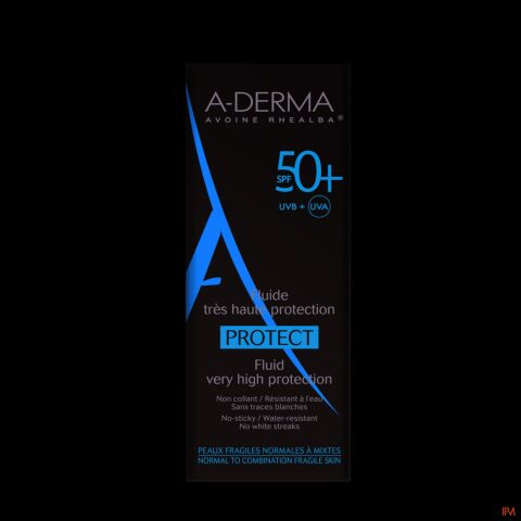 A-Derma Protect Fluide IP50+ Tube 40ml