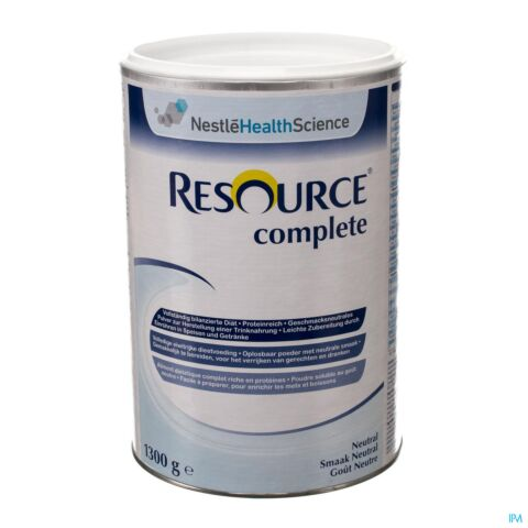 RESOURCE COMPLETE PDR 1300G