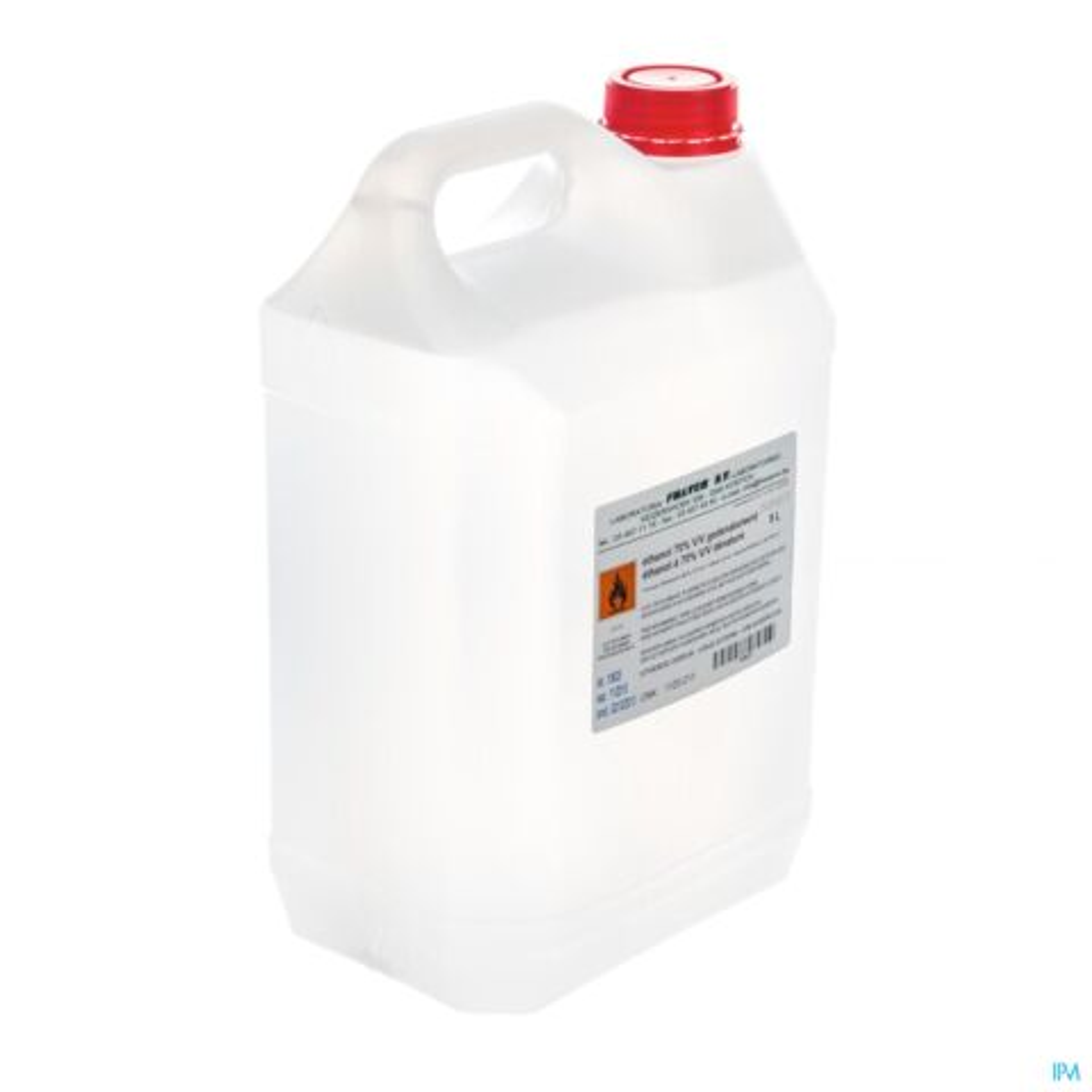 ALCOOL DESINF. 70% FRAVER LIQ 5L