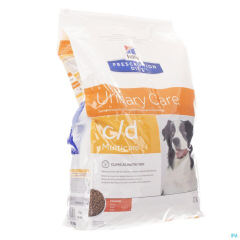 Hills Prescrip Diet Canine Cd 12kg 9176m