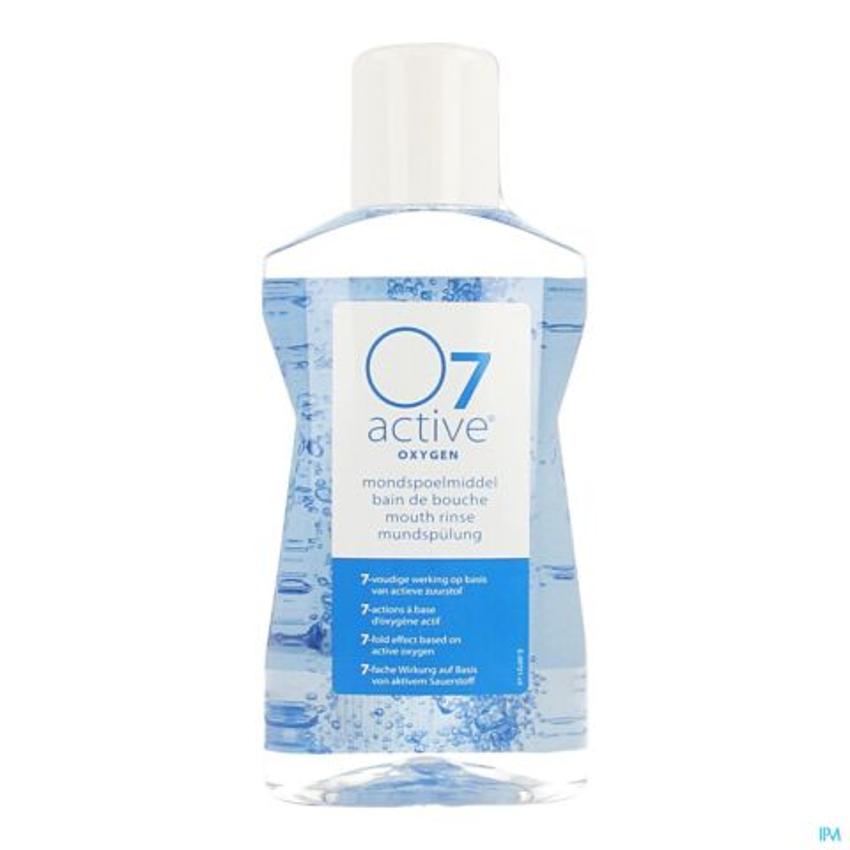 O7 Active Bain Bouche 500ml Dentifrice Gratuit