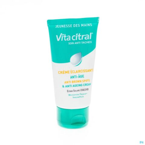 VITA CITRAL CREME MAINS A/AGE TUBE 75ML 40309
