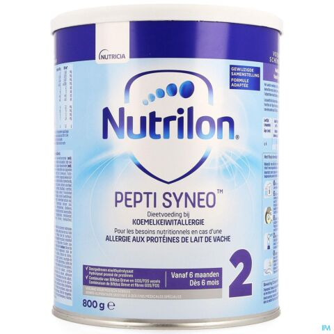 NUTRILON PEPTI SYNEO 2 PDR 800G