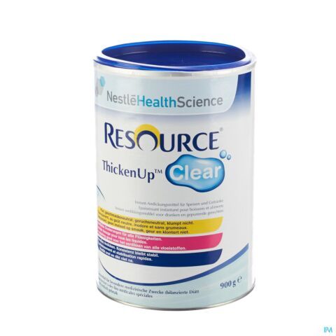 RESOURCE THICKENUP CLEAR PDR 900G