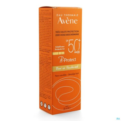 Avène Protection Solaire B-Protect Embellisseur IP50+ Tube 30ml