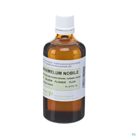 CAMOMILLE NOBLE HLE ESS 100ML PRANAROM