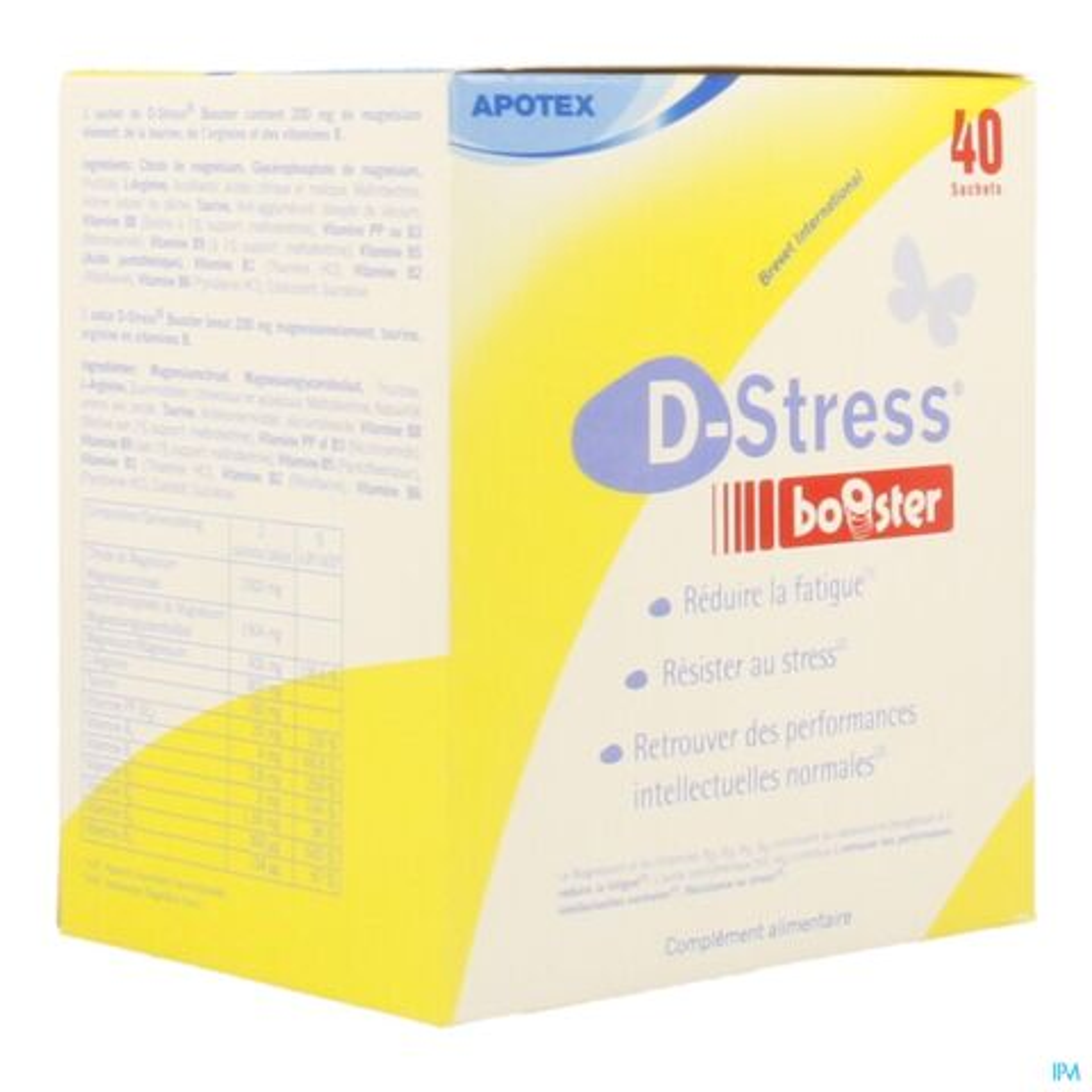 D-Stress Booster 40 Sachets