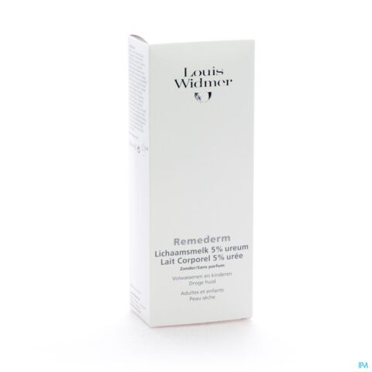 Louis Widmer Remederm Lait Corporel 5% Urée Sans Parfum Flacon 200ml