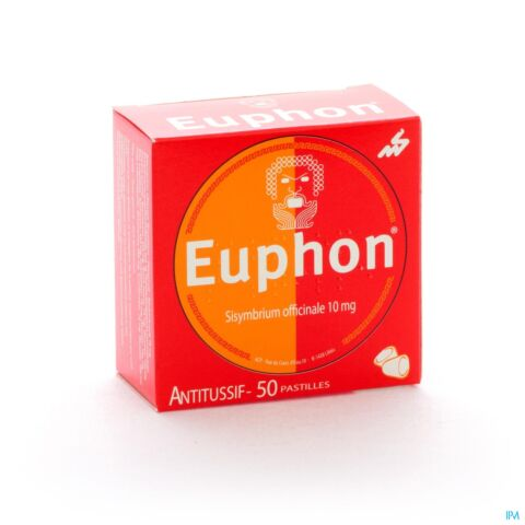 Euphon Past A Sucer Zuigpast Nf 50 G