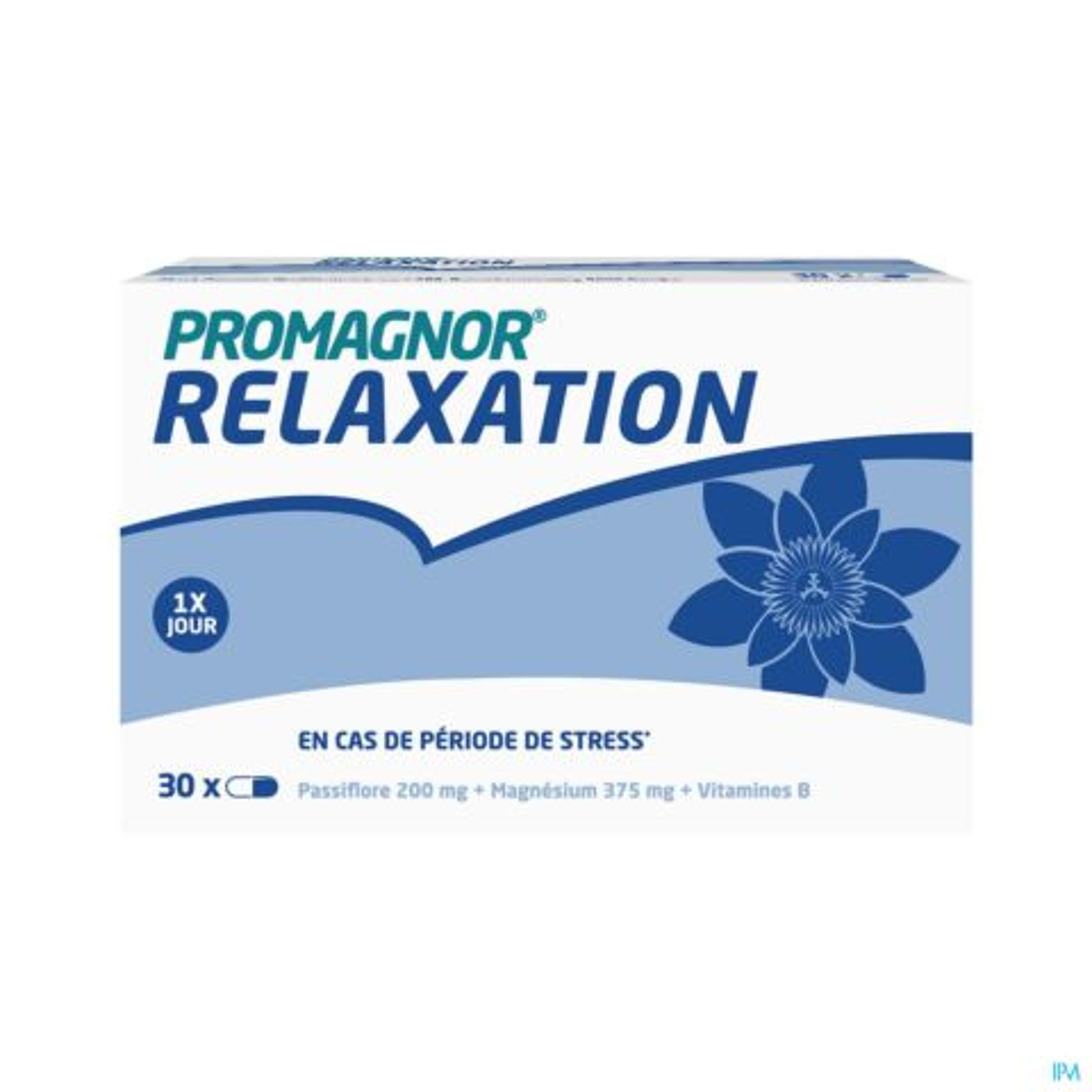 Promagnor Relaxation Période de Stress 30 Gélules