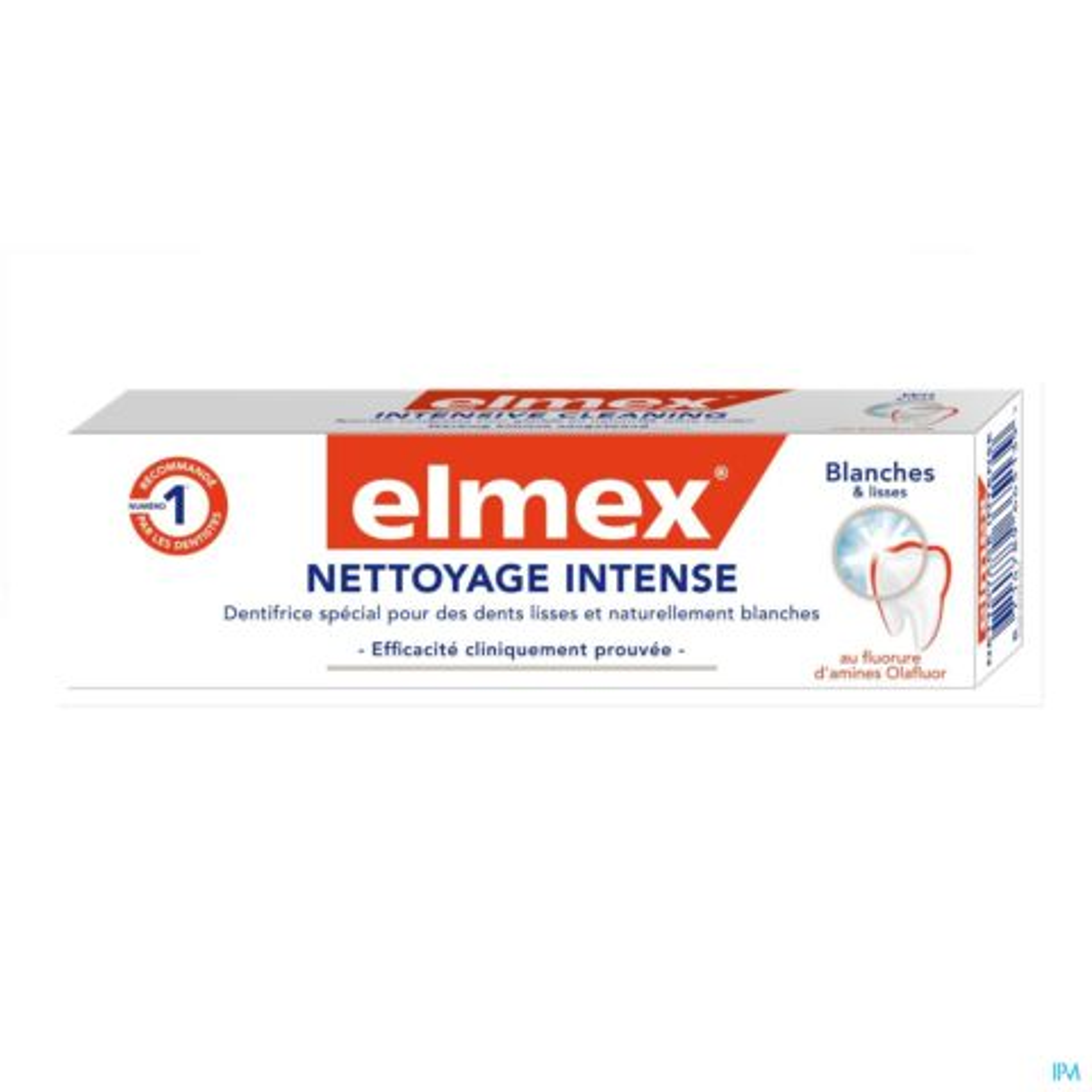 Elmex Nettoyage Intense Dentifrice Tube 50ml