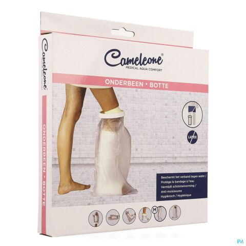 CAMELEONE AQUAPROTECTION BOTTE TRANSP M 1