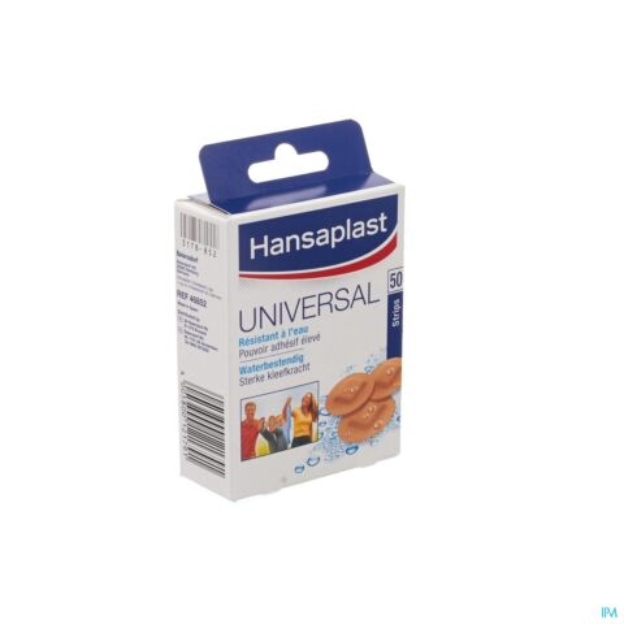 HANSAPLAST UNIVERSAL PANS RONDS 50