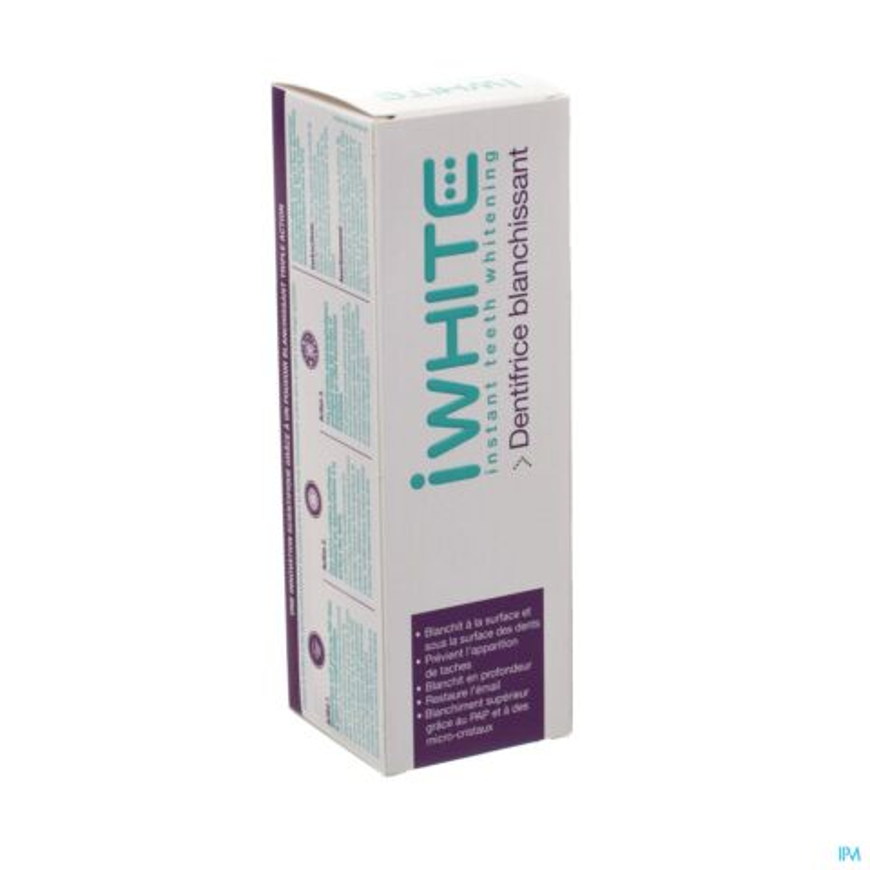 iWhite Dentifrice Blanchissant Tube 75ml
