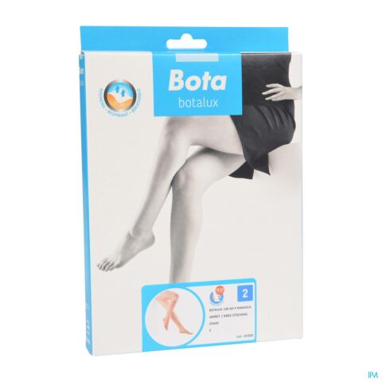 BOTALUX 140 BAS JARRET AD-P CHAIR N2