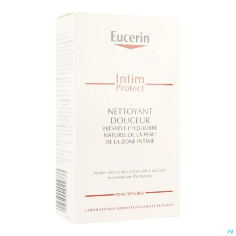 Eucerin Intim Protect Lotion Nettoyante 250ml