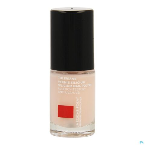 La Roche-Posay Toleriane Silicium Vernis à Ongles Fortifiant & Protecteur 02. Rose 6ml