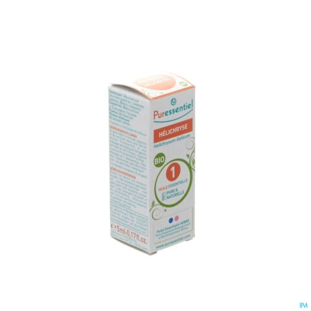 Puressentiel Huile Essentielle Hélichryse Bio Flacon 5ml