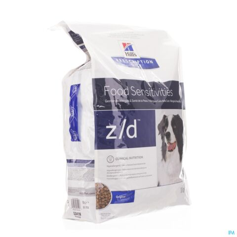 Hills Prescrip Diet Canine Zd Ultra 10kg 5341m