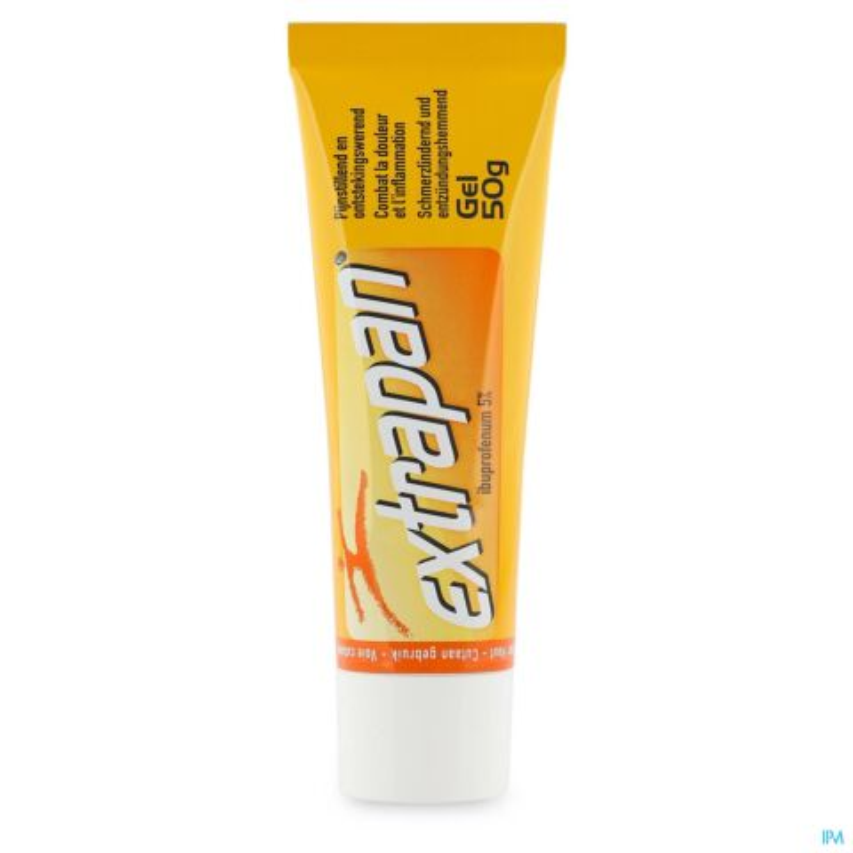 Extrapan Ibuprofenum 5% Gel Tube 50g