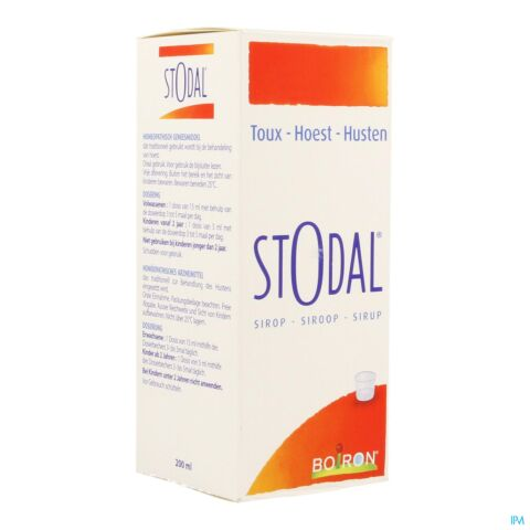 Stodal Sir 200ml Boiron