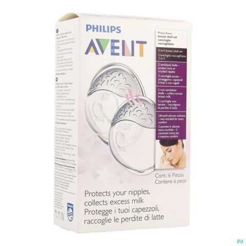 Avent Isis Coquilles Confort 4