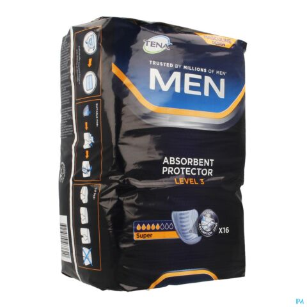 Tena For Men Level 3 16 750830