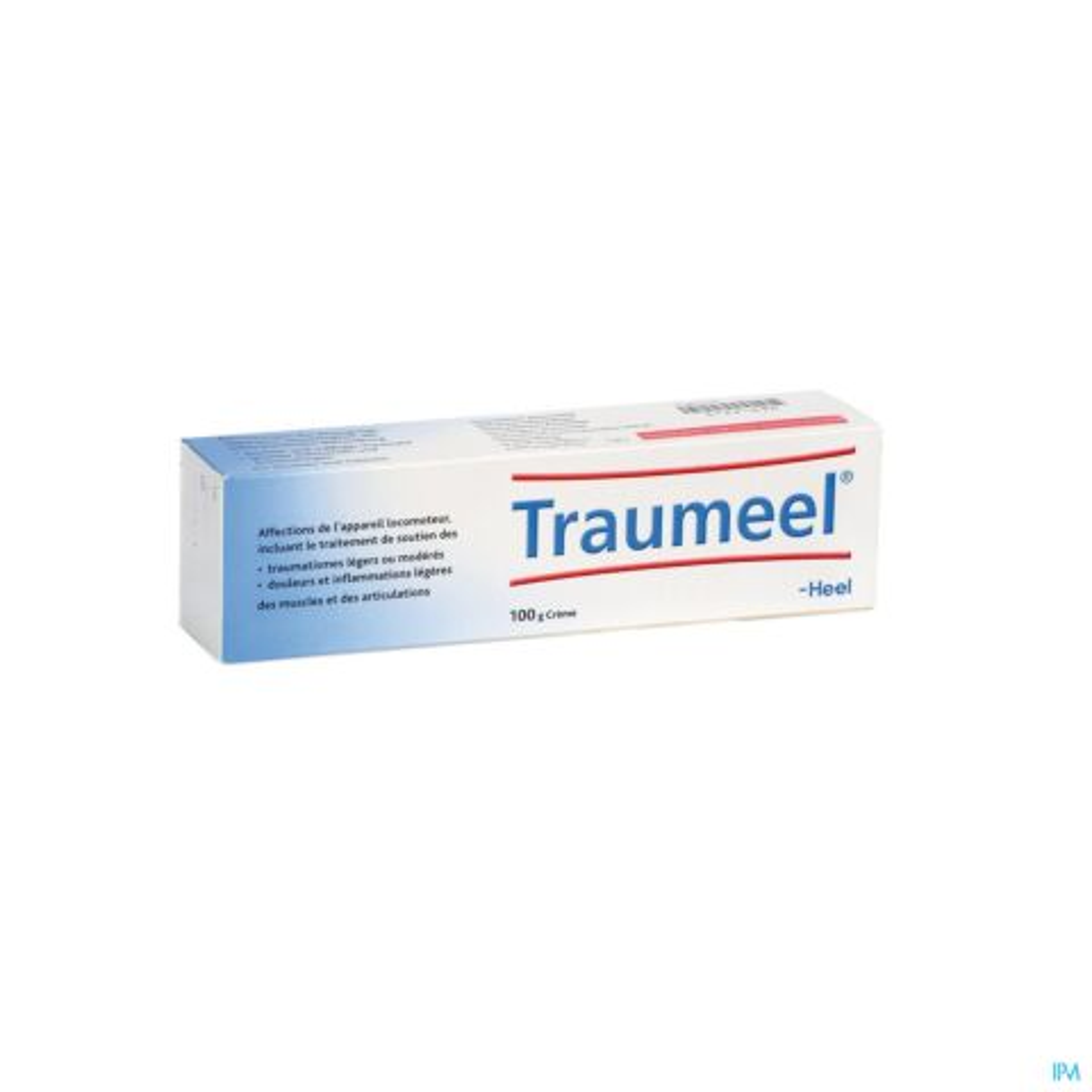 Heel Traumeel Douleurs Légères Muscles & Articulations Crème Tube 100g