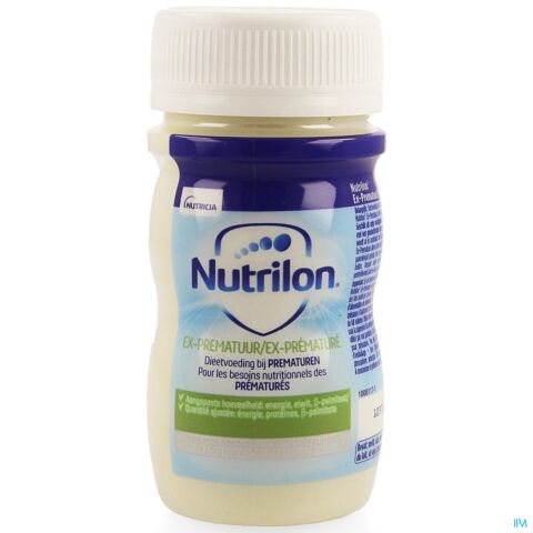 NUTRILON EX-PREMATURE 1X90ML