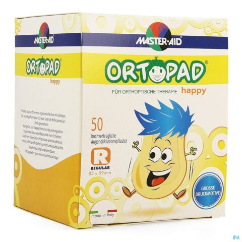 Ortopad Happy Regular Cp Ocul 50 70134