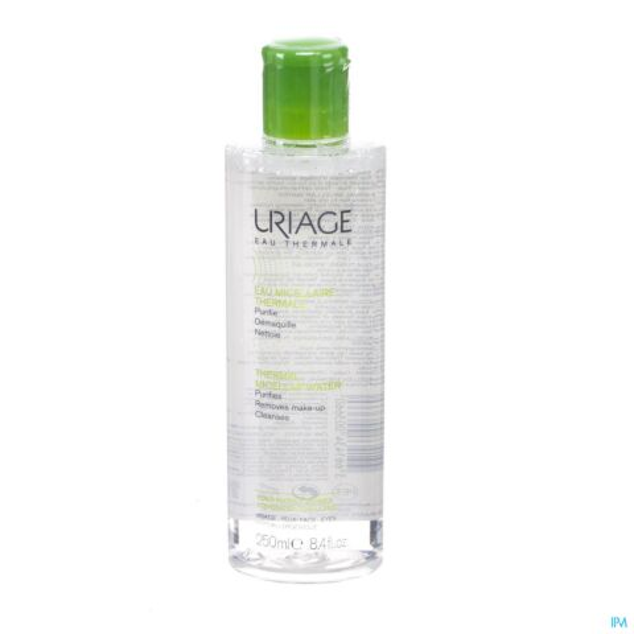 Uriage Eau Micellaire Thermale Peaux Mixtes-Grasses Flacon 250ml