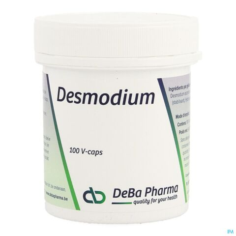 DESMODIUM ASCENDENS CAPS 100X200MG DEBA