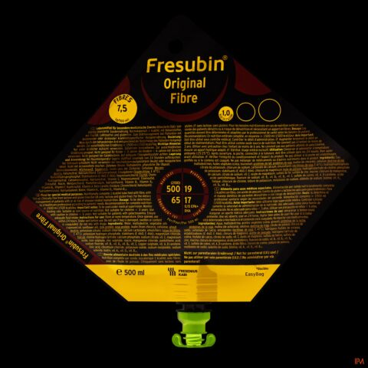 Fresubin Original Fibre Easybag 500ml 7527221