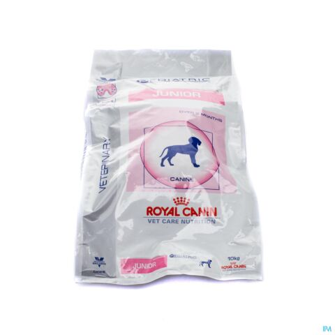 RC VCN DIGEST SKIN JUNIOR CANINE 10KG