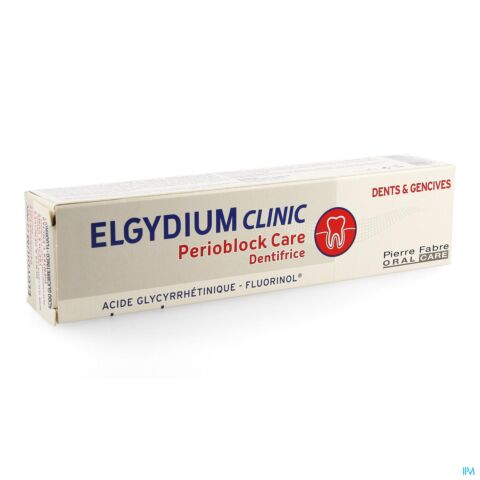 ELGYDIUM CLINIC DENTIFRINCE PERIOBLOCK CARE 75ML