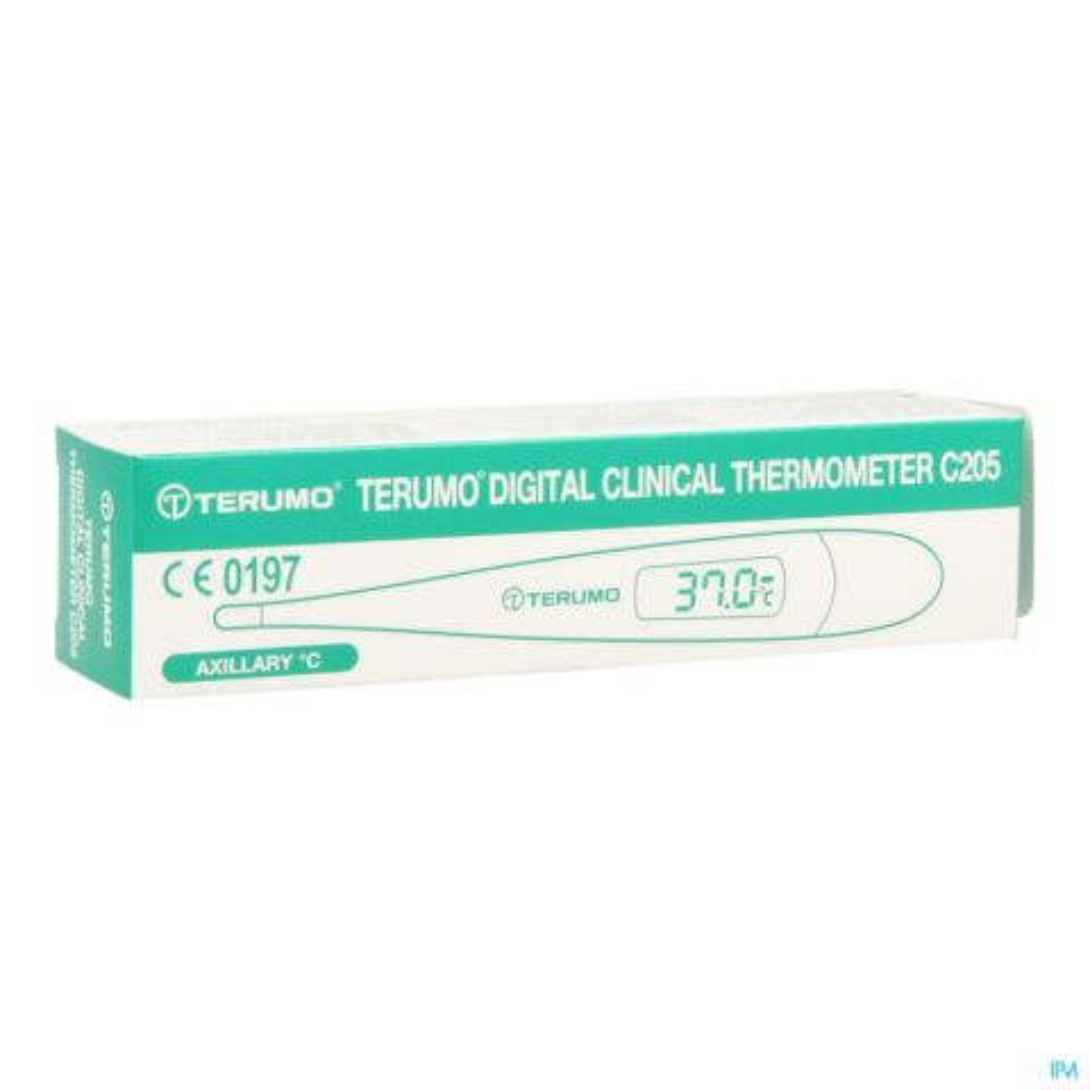 Terumo Thermometre Digital Axillaire 1