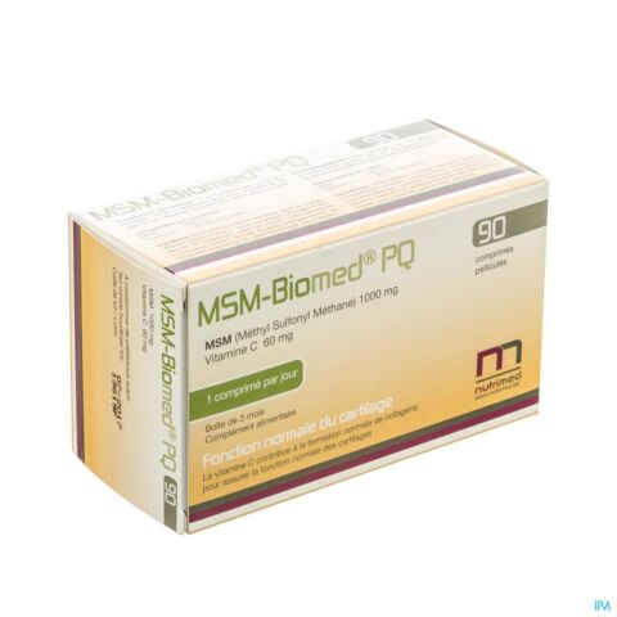Msm Biomed Pq Tabl 90