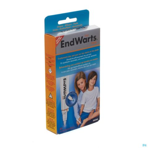 Endwarts Pen Averrues Sol 3ml