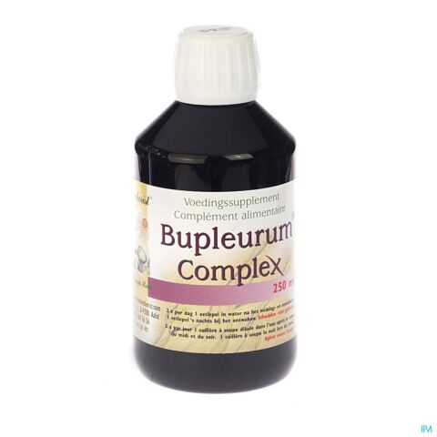 The Herborist Bupleurum Complex Elimination des Toxines Flacon 250ml