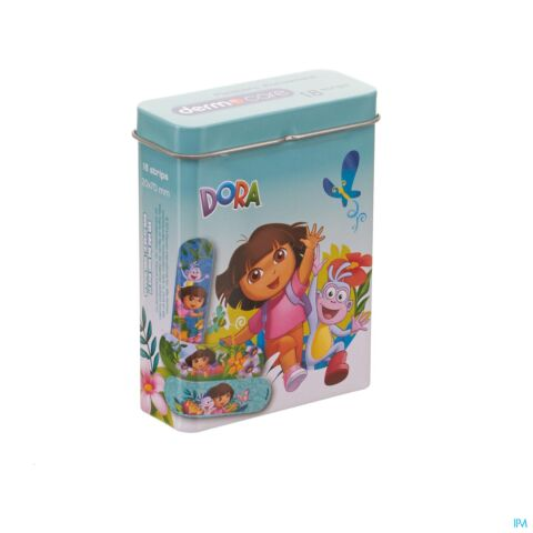 Dermo Care Dora Boys Pansement Strips 18
