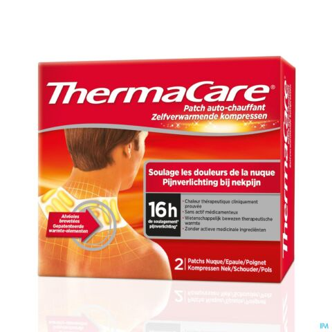 THERMACARE CP CHAUFFANTE NUQUE-EPAULE-POIGNET 2