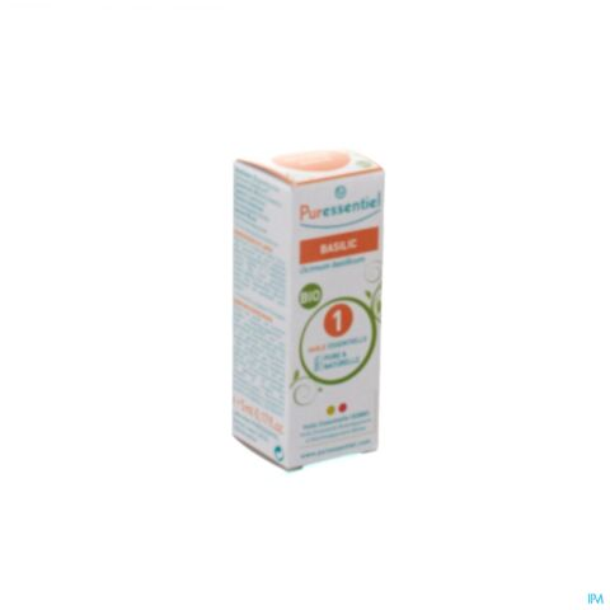 Puressentiel Huile Essentielle Basilic Bio Flacon 5ml