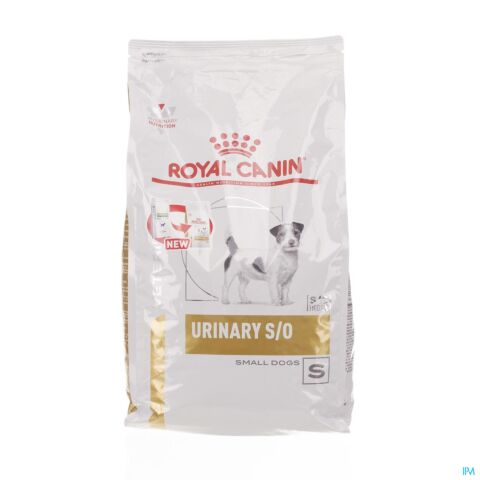 RC VDIET URINARY SMALL CANINE 4KG