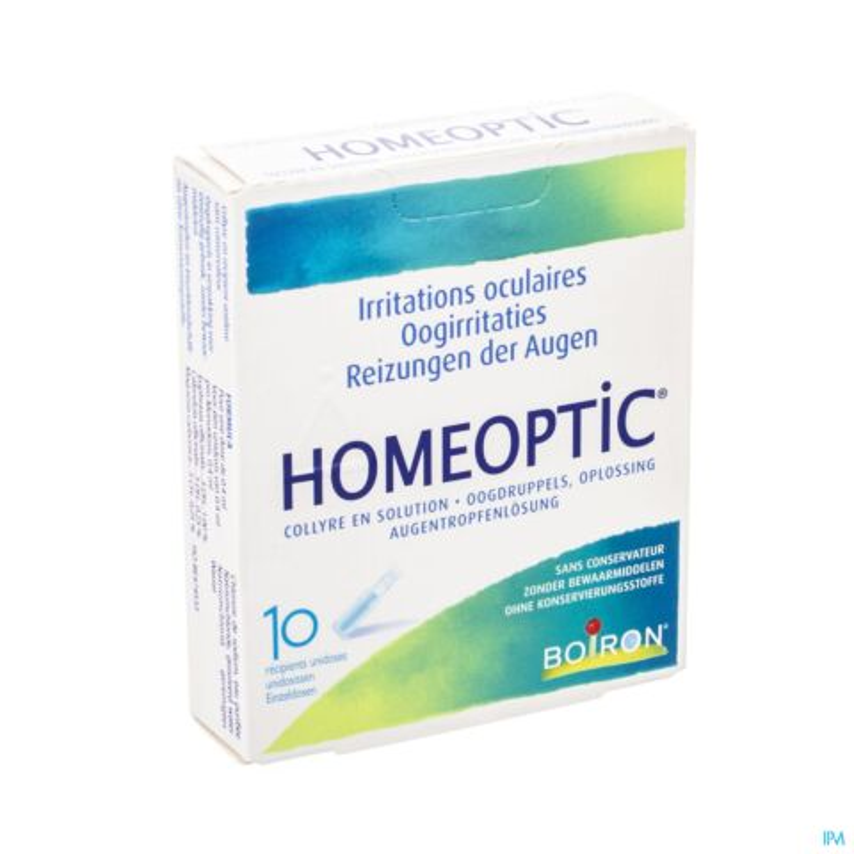 Boiron Homeoptic Unidoses 10x0,4ml