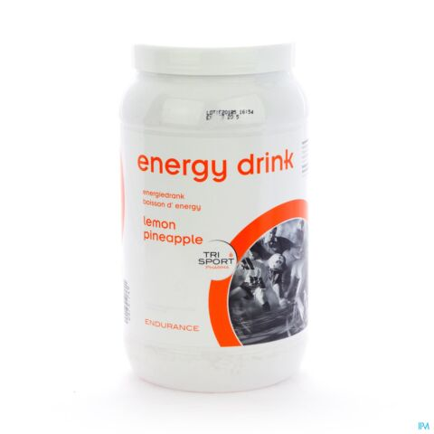 Trisportpharma Energy Drink Lemon Pdr 1kg
