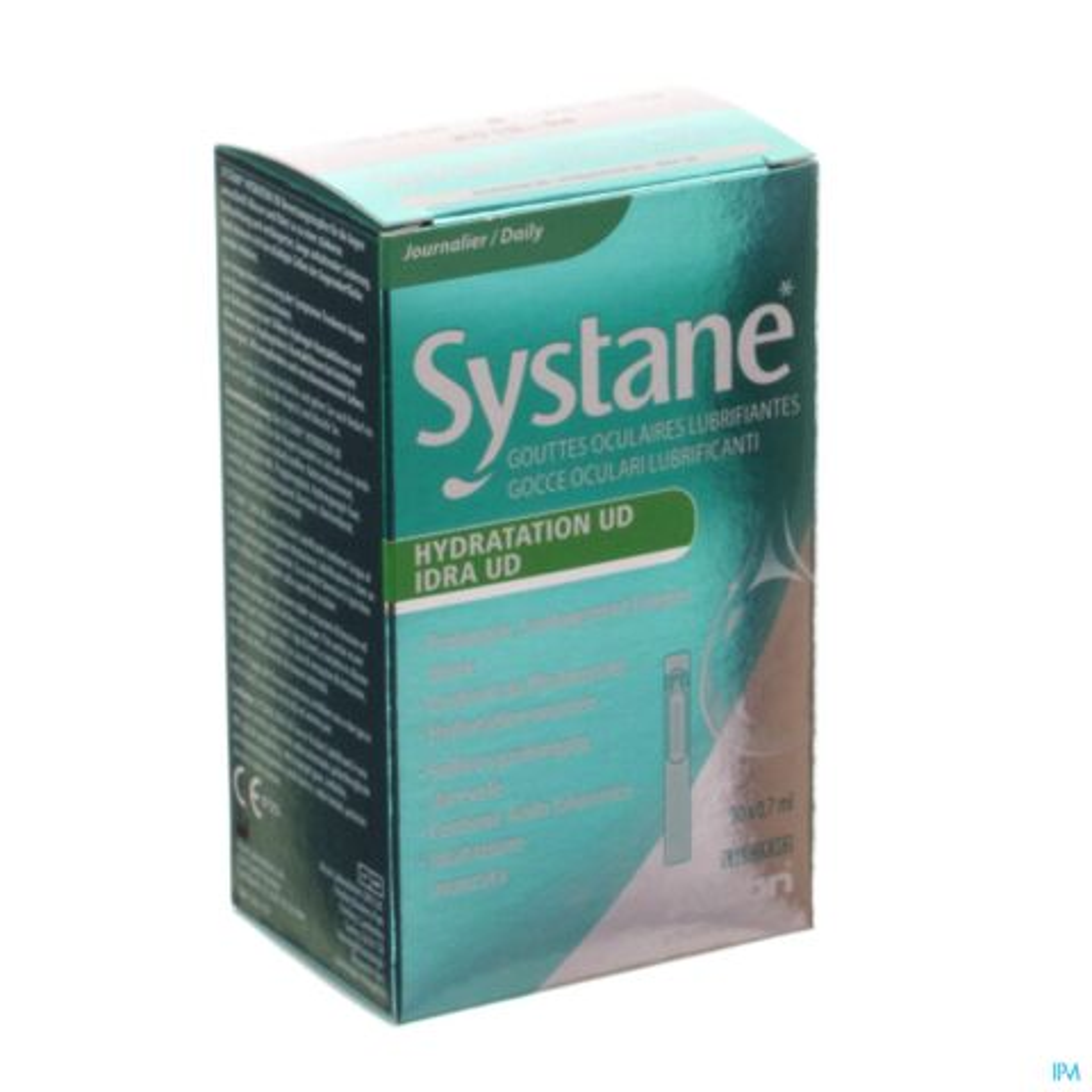 Systane hydratation ud gutt oculaires 30x0,7ml