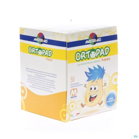 Ortopad Happy Medium Cp Ocul 50 70132