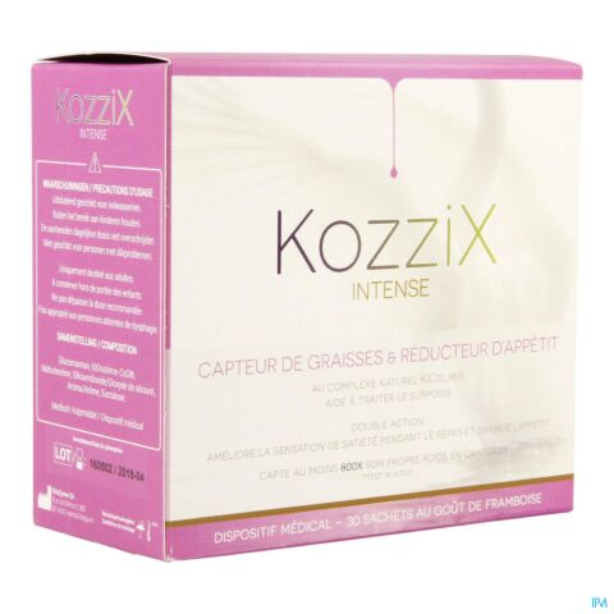 ixX Pharma KozziX Intense 30 Sticks