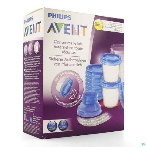 AVENT VIA NATURAL SYSTEME CONSERVATION