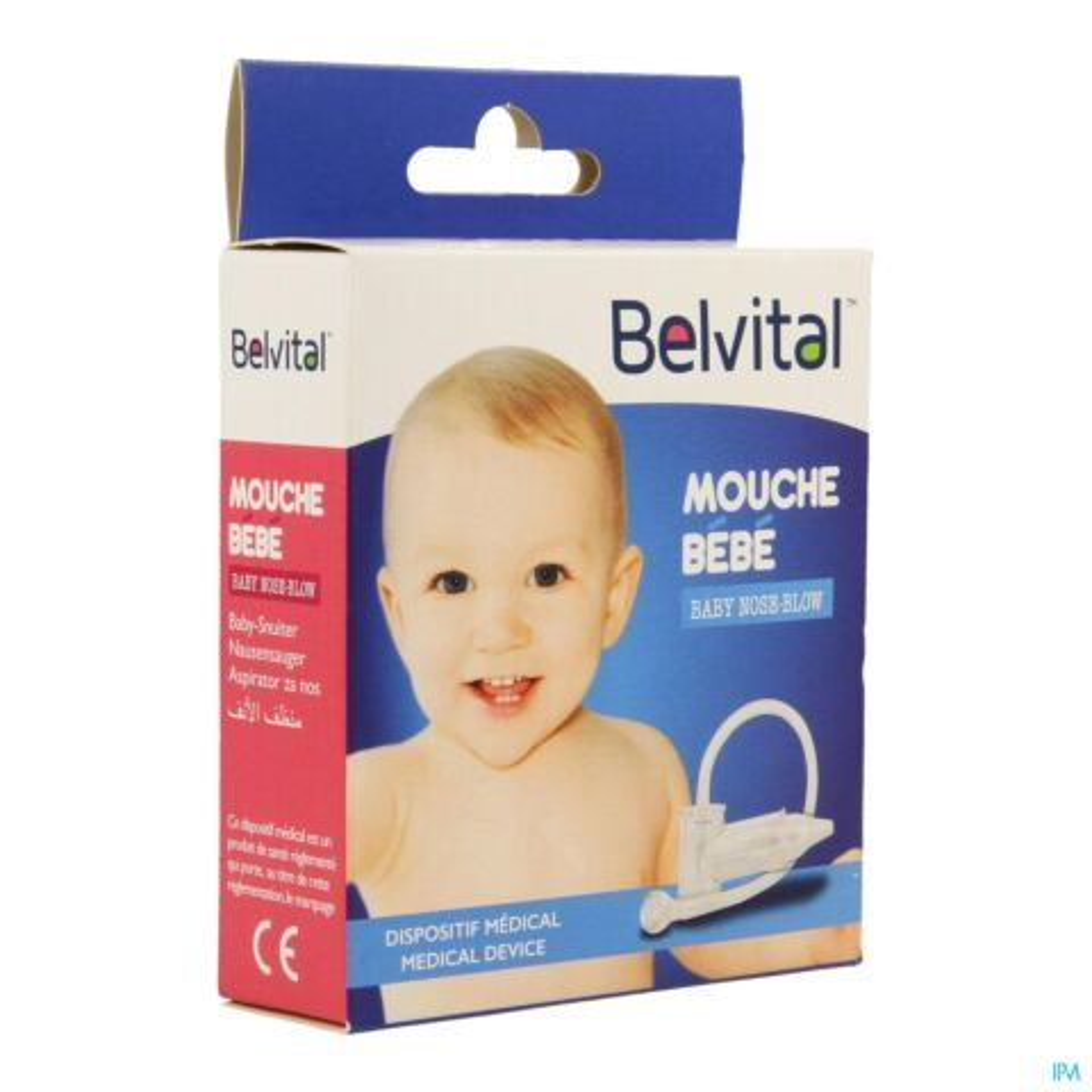Belvital Mouche Bb Plastique